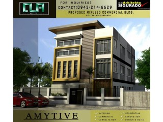 Amytive Designers and Builders